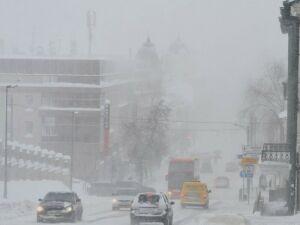МЧС рекомендует татарстанцам оставаться дома в предстоящую аномальную непогоду