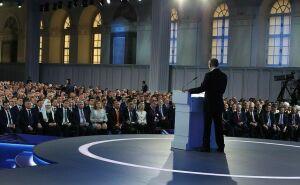 Путин предложил назначать прокуроров в регионах по согласованию с Совфедом РФ