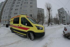 За новогодние праздники в Казани резко выросло количество вызовов скорой помощи