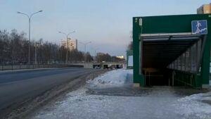 По просьбе челнинцев на остановках общественного транспорта зазвучали татарские песни
