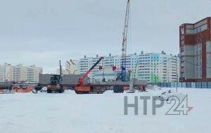 В Нижнекамске стартовало строительство двух детсадов за 432 млн рублей