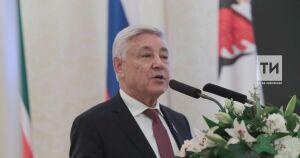 Фарид Мухаметшин вошел в состав рабочей группы по изменению Конституции РФ