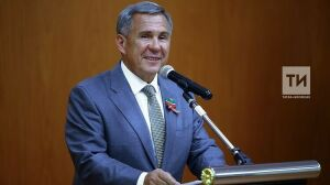 Минниханов назначил Газинура Бакирова помощником по внешним связям