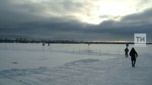 Теплая погода стала причиной закрытия третьей ледовой переправы в Татарстане