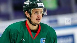 Нападающий «Ак Барса» отпраздновал сегодня два хоккейных юбилея