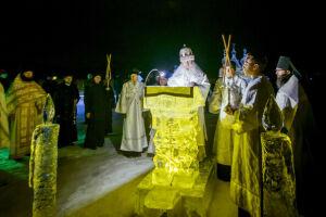 Праздничную службу в Крещение митрополит Феофан проведет в Раифском монастыре