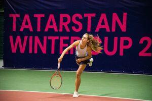 В Казани стартовал международный теннисный турнир с призовым фондом 40 тыс. долларов