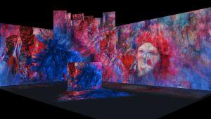 В Галерее современного искусства откроется мультимедийная инсталляция «Павел Филонов»