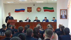 В отдел полиции Тукаевского района РТ назначен новый начальник