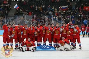 Казанец Адель Сафин стал победителем юношеской Олимпиады в составе хоккейной сборной