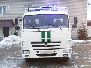 По указу Президента РФ автозаки в Татарстане оснастили спецсигналами