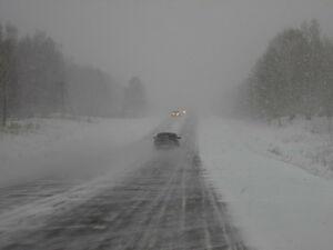 ГИБДД РТ просит водителей быть предельно внимательными в грядущую непогоду