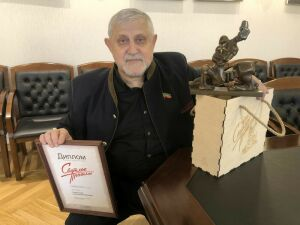 Александр Славутский стал лауреатом премии «Светлое прошлое»