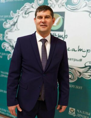 Директором татарского драмтеатра Челнов назначен Руслан Исмагилов