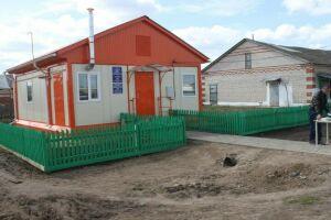 В Алькеевском районе в новом году построят четыре новых ФАПа