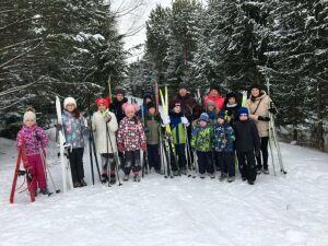Лыжная база в Менделеевске открыла прокатный сезон