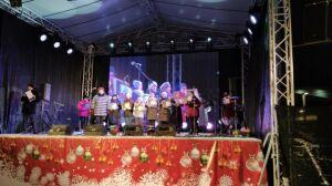 Жителей Елабуги наградили за самые красивые новогодние окна