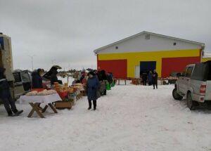 Елабужане запаслись овощами и мясом почти на 20 млн рублей