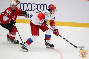 Внук экс-тренера «Ак Барса» включен в символическую сборную молодежного ЧМ по хоккею