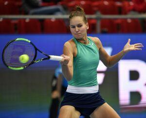 Вероника Кудерметова вышла в 3-й квалификационный раунд теннисного турнира в Брисбене
