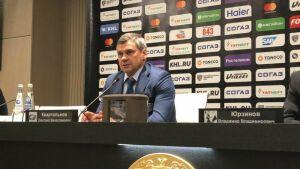 Дмитрий Квартальнов: «Ак Барсу» повезло в концовке матча с «Трактором»