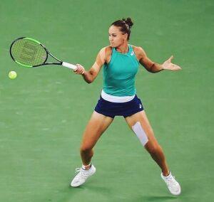 Вероника Кудерметова проиграла матч в парном разряде и выбыла из турнира в Австралии