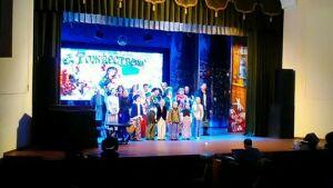 Песнопения о Вифлеемской звезде прозвучали на концерте в Мамадыше