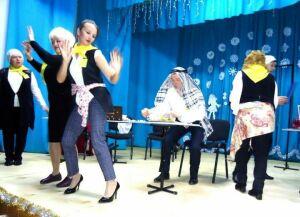 Татарский народный театр дал гастроли в двух чистопольских селах