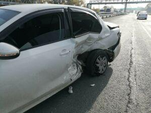 Женщина с тремя маленькими детьми пострадали в ДТП в Челнах