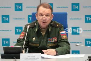 В осенний призыв на службу в армию из Татарстана отправятся 3 тыс. новобранцев