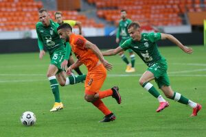 Два пенальти в Екатеринбурге: «Рубин» сыграл вничью контрольный матч с «Уралом»