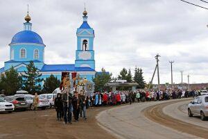 Из-за коронавируса в этом году в Нижнекамске изменится маршрут крестного хода