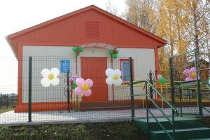В Кукморском районе открыли 14-й ФАП по нацпроекту «Здравоохранение»
