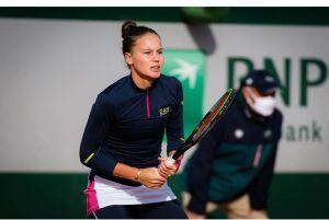 Вероника Кудерметова опустилась в рейтинге WTA на 47-е место