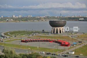 В Казани реализуют федеральный проект по модернизации пассажирского транспорта