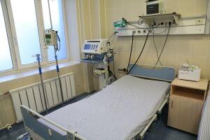 В Кайбицкой районной больнице откроют временный госпиталь для больных Covid-19