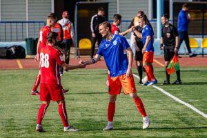 ФК «Нефтехимик» подписал контракт с 21-летним нападающим из «Коломны»