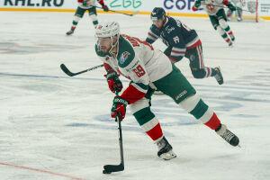 Шайба Александра Бурмистрова признана лучшим голом по итогам шестой недели в КХЛ