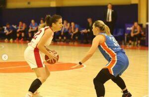Баскетболистки «Казаночки» одержали две победы на старте чемпионата России