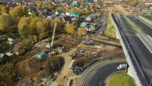 На очистных сооружениях Большого Казанского кольца завершают гидроизоляцию