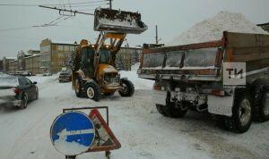 Новый снегоплавильный пункт в Казани откроется к декабрю