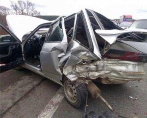 Женщина погибла в ДТП с легковушкой и внедорожником на М7 под Елабугой