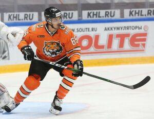 КХЛ официально объявила о трансфере Якупова из «Амура» в «Авангард»