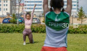 В Татарстане появится приложение на татарском языке для занятий спортом дома