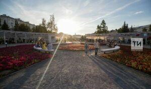 На благоустройство парков и скверов в Татарстане выделят более 1,7 млрд рублей