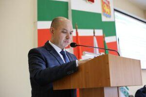 В Тукаевском районе избрали нового руководителя исполкома
