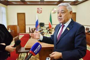 Мухаметшин: Татарстан готов мобилизоваться, чтобы добиться целей по развитию