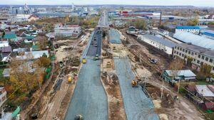 На Большом Казанском кольце завершили монтировать резервуары ливневок