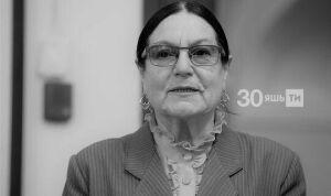 Ушла из жизни народная артистка Татарстана Венера Гараева