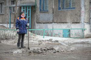 Накануне зимы Казани не хватает 500 дворников